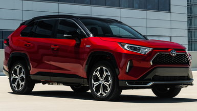 2021 Toyota RAV4 Prime Availability Will Be Severely Limited
