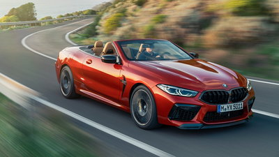 2020 Bmw M8 Does 0 60 In As Little As 3 Seconds Carsdirect