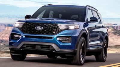 First 2020 Ford Explorer Deals Emerge In July Carsdirect