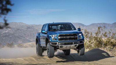 2019 Ford F-150 Raptor Debuts More Off-Road Ready Than Ever