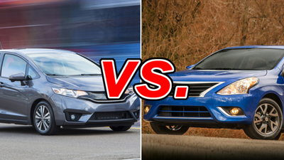 Nissan Vs Honda >> Honda Fit Vs Nissan Versa Carsdirect