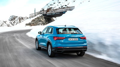 2019 Audi Q3 Redesign Gets Worse Fuel Economy Than The Q5
