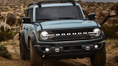 2021 Ford Bronco Sport Already Has A 0 Apr Deal Carsdirect