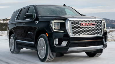 2021 Gmc Yukon Priced From 51 995 100 More Than Prior Year