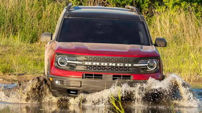 2021 Ford Bronco Sport Gets 84 Month Financing Deal Carsdirect