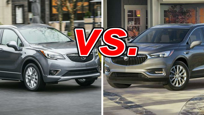 Buick Enclave Seating Capacity >> Buick Envision Vs Buick Enclave Carsdirect