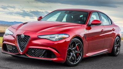 Alfa Romeo Lease >> Alfa Romeo Giulia Quadrifoglio 1 511 Month To Lease