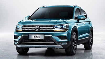 Vw Reportedly Planning Suv Smaller Than