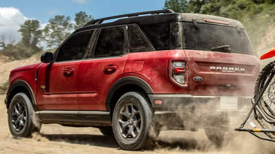 2021 Ford Bronco Sport Invoice Pricing Has A Weird Quirk Carsdirect