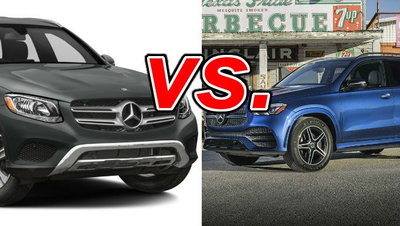 Mercedes-Benz GLC-Class vs  Mercedes-Benz GLE-Class - CarsDirect