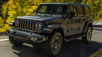 Jeep Wrangler Lease >> Best Jeep Deals Lease Offers In August Carsdirect