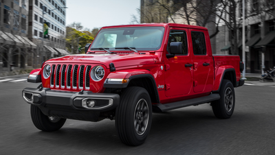2020 Jeep Gladiator Can Be Surprisingly Good To Lease Carsdirect