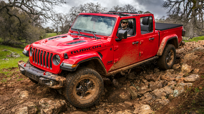 Jeep Has Taken Ultra Cheap Gladiator Leases Off Its Website Carsdirect