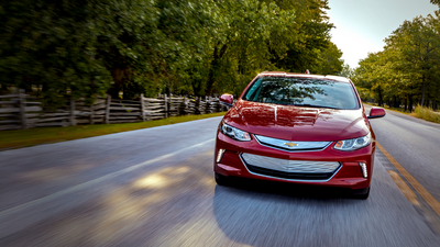 Gm Won T Build Chevy Volt Replacement Carsdirect