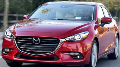 2018 Mazda3 Eligible For Free Apple CarPlay, Android Auto