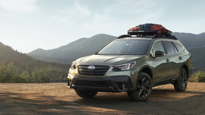 2020 Subaru Outback Fuel Economy Rated At Up To 29 Mpg Carsdirect