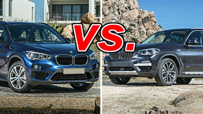 X3 Vs X5 >> Bmw X1 Vs Bmw X3 Carsdirect