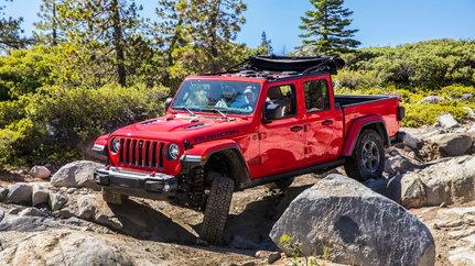 Jeep Rubicon Truck Price