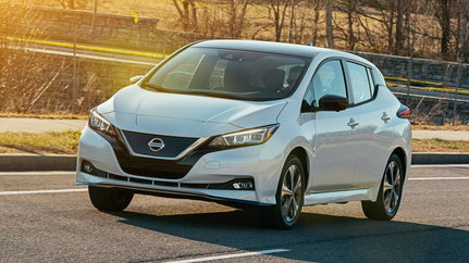 2020 Nissan Leaf Rumors Changes Design Specs And Release Date >> 2020 Nissan Leaf Preview Pricing Release Date Carsdirect