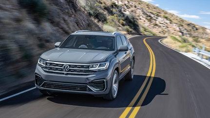 2020 Volkswagen Atlas Cross Sport Preview Pricing Release
