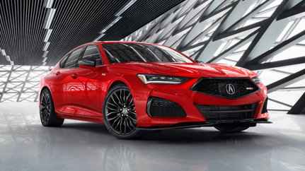 2021 Acura Tlx Redesign Info Pricing