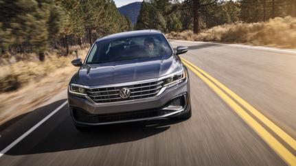 2020 Volkswagen Passat Preview Pricing Release Date