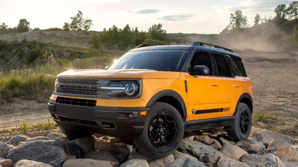 2021 Ford Bronco Sport Preview Pricing Release Date