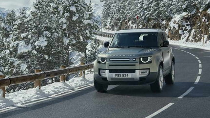 2020 Land Rover LR4 Rumors, Redesign, Release Date, Drivetrain >> 2020 Land Rover Defender Preview Pricing Release Date