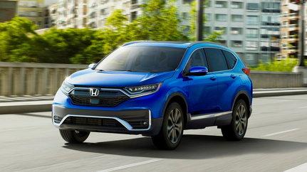 2017 Honda Crv Release Date >> 2020 Honda Cr V Preview Pricing Release Date Carsdirect