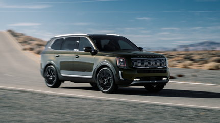 2021 Kia Telluride Preview Pricing Release Date Carsdirect