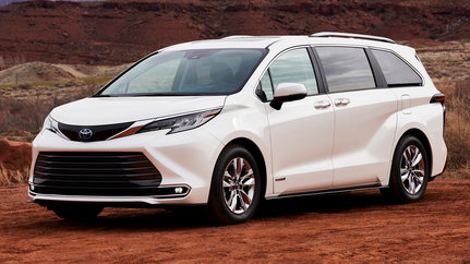 2022 Toyota Sienna Preview Pricing Release Date