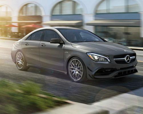 2018 mercedes-benz cla-class styles & features highlights