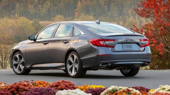 Honda Ridgeline Lease >> Honda Slashes 2018 Accord Lease Prices Up To 1 100 Carsdirect