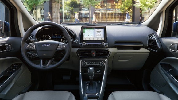 2020 Ford EcoSport Still Won't Come With Auto Emergency Braking