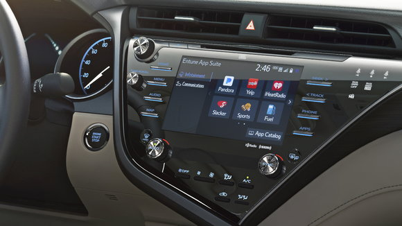 Toyota Will Reportedly Support Android Auto - CarsDirect