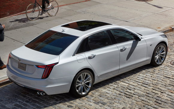 2020 cadillac ct6 cutting trims  raising prices nearly  12 000