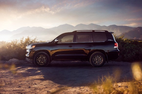 Di sản Toyota Land Cruiser 2020