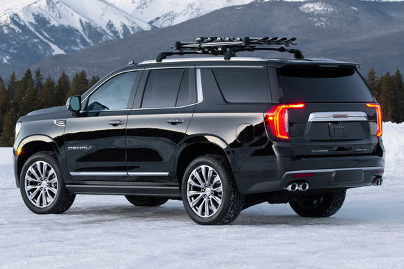 2021 GMC Yukon Priced From $51,995, $100 More Than Prior ...
