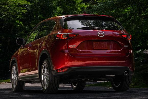 Did Mazda Quietly Kill The Cx 5 Diesel Carsdirect