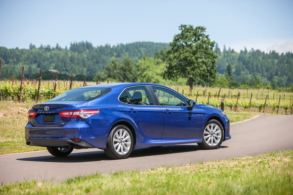 2019 Toyota Camry Adds Features But Raises Prices Carsdirect