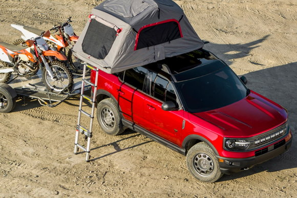 2021 Ford Bronco Sport Residual Values Aren T Terrible Carsdirect