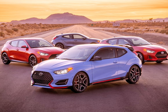 2020 Hyundai Veloster N Is Getting A $500 Price Increase