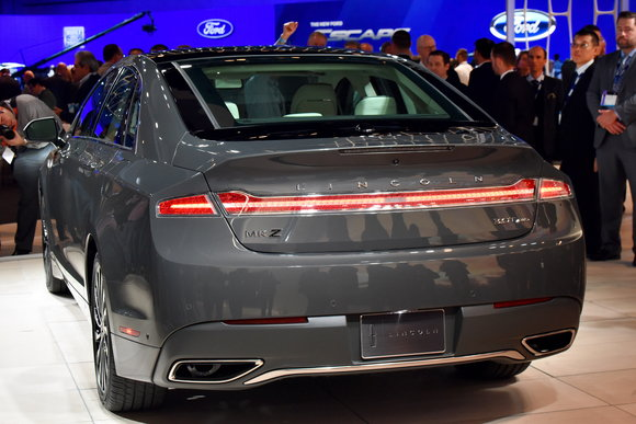 Compared To The Cur Car A Similarly Equipped 2017 Mkz With New Engine Will Be 1 085 More Expensive Than Outgoing V6 Front Wheel Drive And