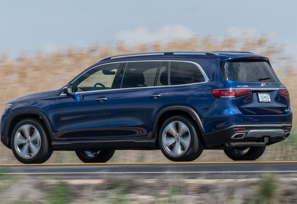 2020 Mercedes-Benz GLS Fuel Economy Rated At 21 MPG - CarsDirect