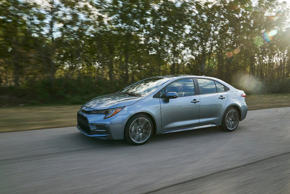 Since The New Corolla And Prius Awd E Share Same Tnga Platform Toyota Could Theoretically Drop Train Right Into
