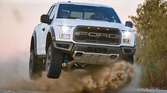 Ford F  Raptor Limited Prices Rise Again