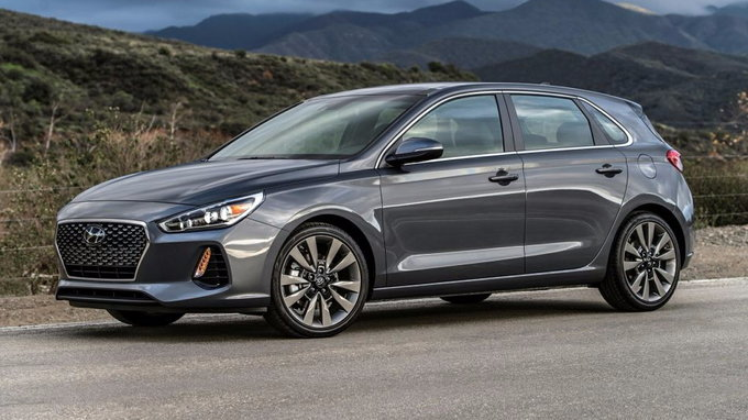 hyundai elantra 2019 best new cars for 2018. Black Bedroom Furniture Sets. Home Design Ideas