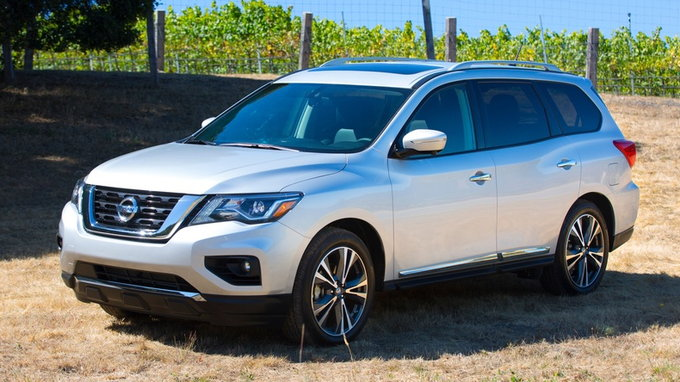 2019 Nissan Pathfinder Preview Pricing Release Date