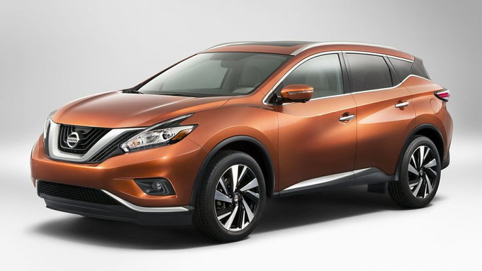 2017 Nissan Murano Platinum >> 2019 Nissan Murano: Preview & Release Date