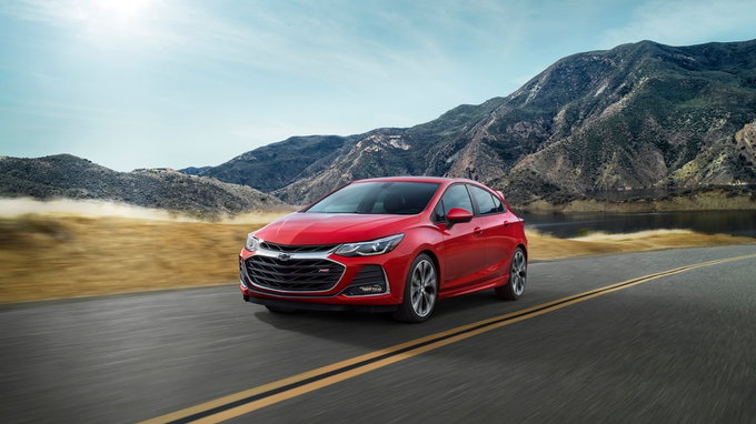 2019 Chevrolet Cruze: Preview, Pricing, Release Date